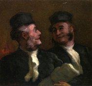 obraz przedstawiający prawników