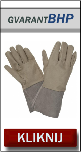 rękawice elektroizolacyjne: